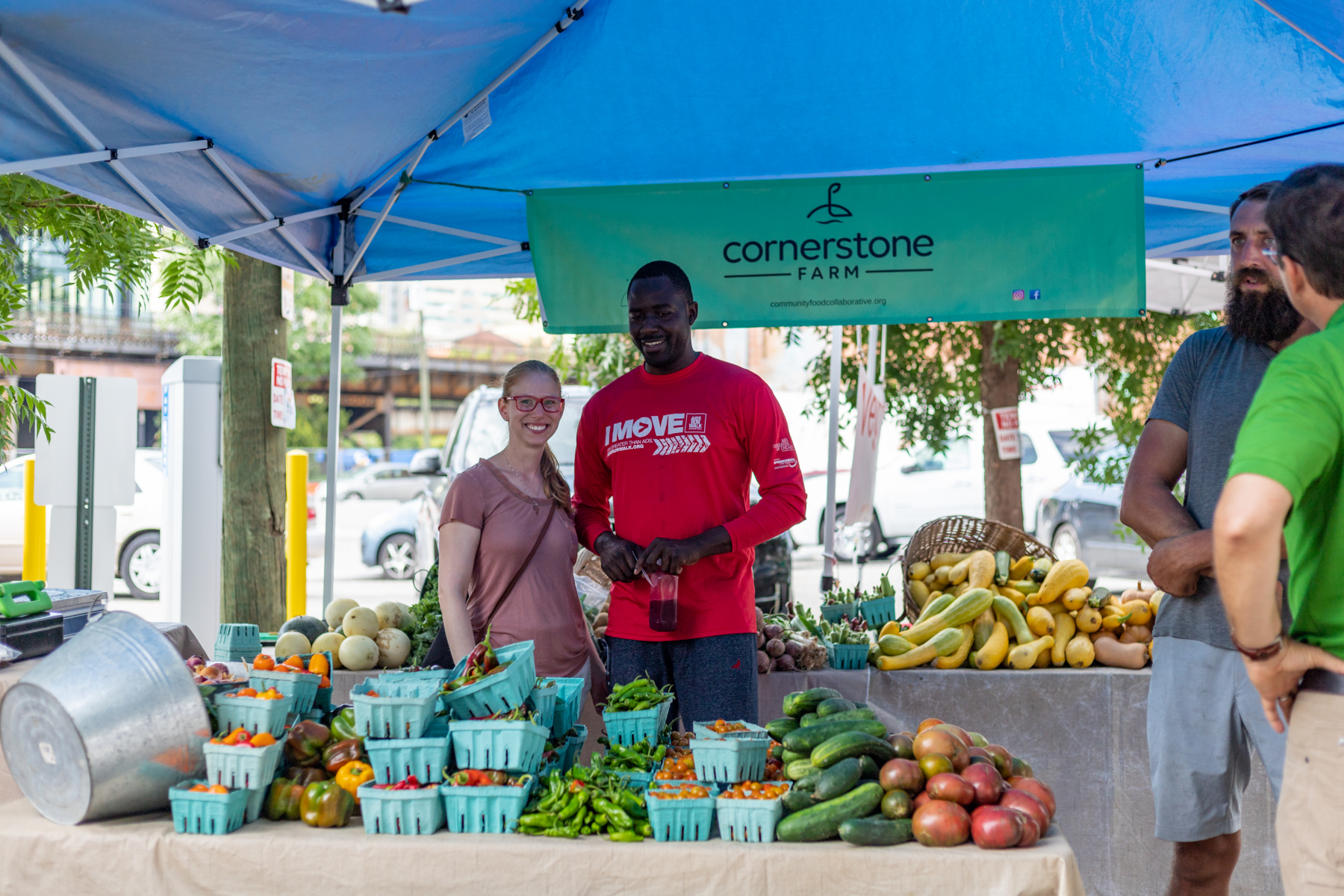 Enrichmond Farmer's Market Pop-Up
