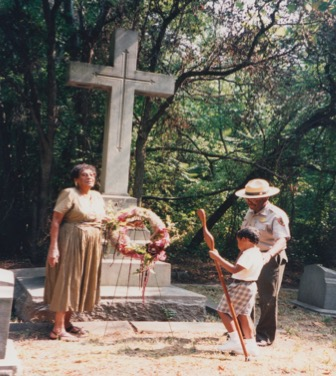Historic Maggie Walker Gravesite in Evergreen Cemetery